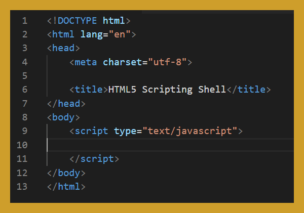 Add the scripting component