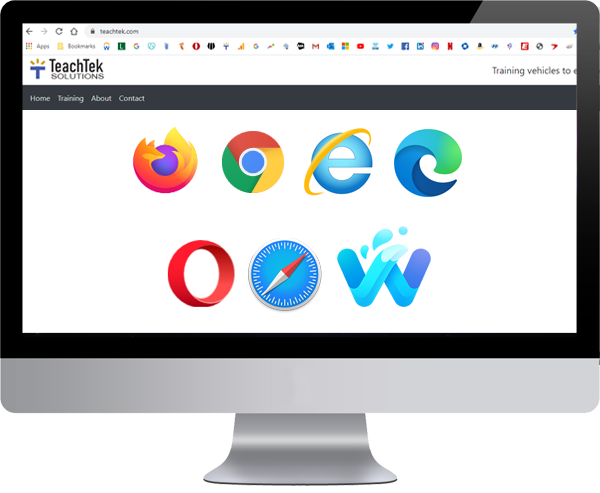 Web Browsers to Use to Practice Web Programming